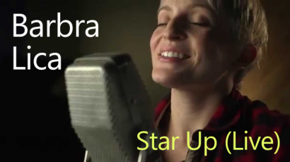 "Barbra Lica ""Star Up"" (Live)"