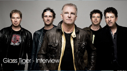 Glass Tiger Interview